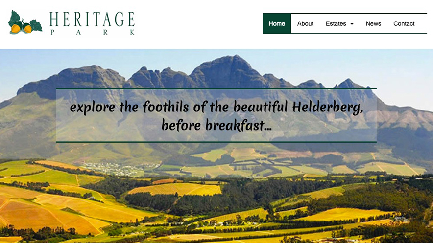 this-side-up-media-website-design-helderberg-heritage-park-seo-schalk-joubert